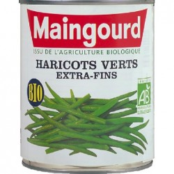 Haricots verts ext-fins...