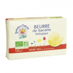 Beurre demi-sel 125g Le Gall